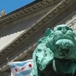 Lion of the Art Institute